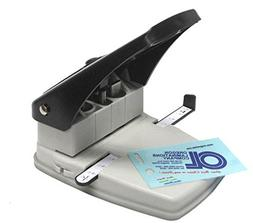3-in-1 ID Badge Slot Punch, Corner Round Cutter & Hole Punch