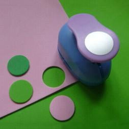 25mm Circle Round Hole Punch DIY Kids Handmade Paper Scrapbo