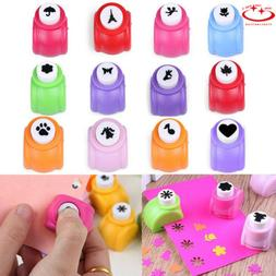 1pc Mini Scrapbook Punches Handmade Cutter Printing DIY Pape