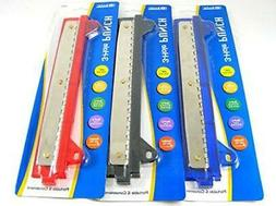 2 Pk, Portable 3- Hole Punch, Colors may vary