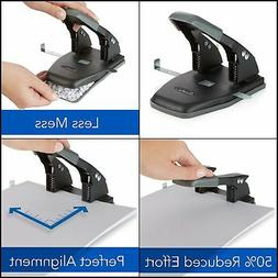 2 hole punch comfort handle two hole