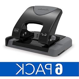 Swingline 2 Hole Punch, Hole Puncher, SmartTouch, 20 Sheet P