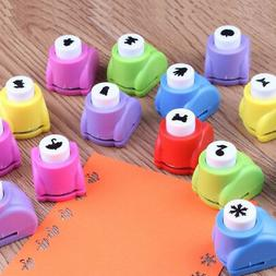 22 Styles Mini Scrapbook Hole Punches Handmade Cutter Card C