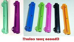 3 Hole Paper Punch w/ Ruler Notebook School Binder Office Wo