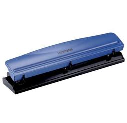Bostitch Office 3 Hole Punch, 12 Sheets, Navy Blue  FREE SHI