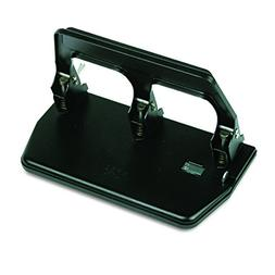 Martin Yale MP50 Master Medium Duty 3-Hole Punch, Black, 9/3