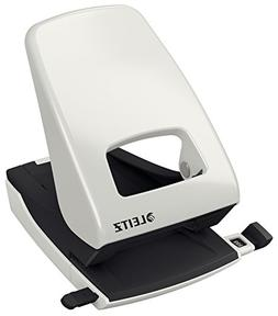 Leitz 51380085 Office Hole Punch Strong NeXXt 40 Sheets Grey
