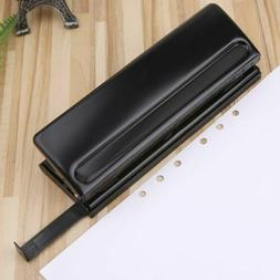 6 Hole Punch Paper Craft Cutter Adjustable DIY A4 A5 A6 Loos