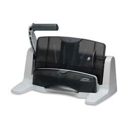 74357 Swingline LightTouch Three-Hole Punch - 3 Punch Head -