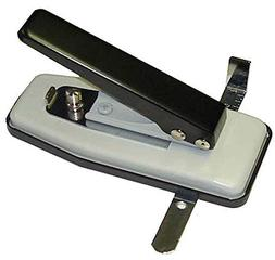 Akiles Id Card Badge Slotted Hole Punch with Side and Depth