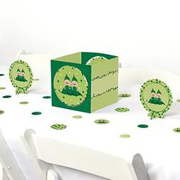 Big Dot of Happiness Twins Two Peas in a Pod - Baby Shower o