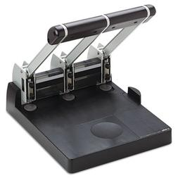 "150-Sheet XHC-150 Heavy-Duty Three-Hole Punch, 9/32"" Holes,"