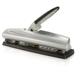 SWINGLINE A7074030  2-7 Hole Punch, LightTouch, 20 Sheets Ca