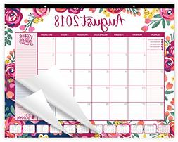 bloom daily planners 2018-2019 Academic Year Desk or Wall Ca