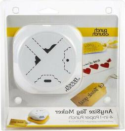Punch Bunch AnySize Elegant Tag Maker-4-In-1 Corner And Hole
