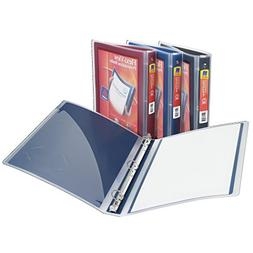 "Avery 1"" Assorted Color Flexi-View Binders - 12 Pack"