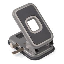 Officemate Auto-Centering 2 Hole Punch, 40 Sheet Capacity, S