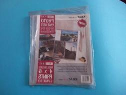 "Avery K&M 13501 Smart Trac Photo Page Sets 8 1/2"" x 11"" Hold"
