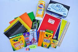 Back To School Elementary Essential Bundle including CRAYOLA