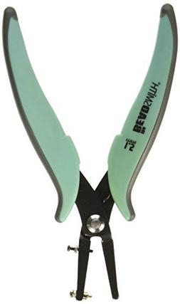 Beadsmith Metal Hole Punch Pliers W/Guage Guard-1.5 mm  by B