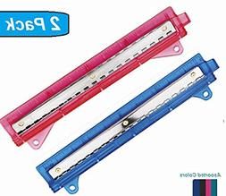 binder 3 hole punch assorted colors 2