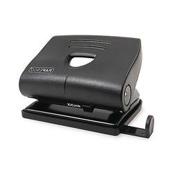 - Rapesco Hole Punch - 820-P, 22 Sheet Capacity. Black