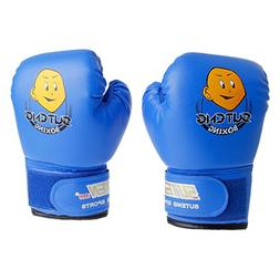 Stebcece Boxing Training Gloves for Children Age 3-12 Punchi