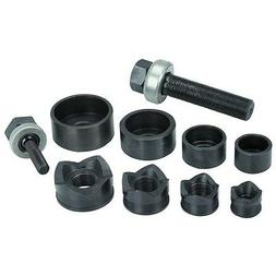 Carbon Steel Knockout Punch Kit Put holes in steel aluminum