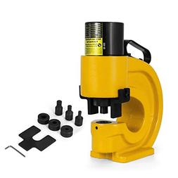 Happybuy CH-70 Hydraulic Hole Punching Tool 35T Hole Digger