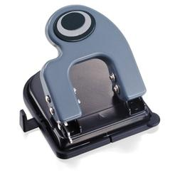 Officemate Contemporary 2-Hole Eco-Punch, 25 Sheet Capacity,