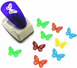 TECH-P Creative Life Crafts Engraving Hole Punch 2-Inch -DIY