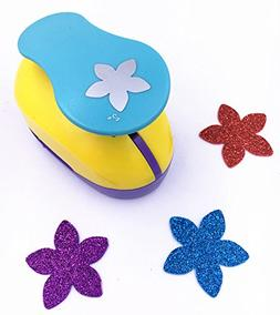 TECH-P Creative Life 2-Inch Large Paper Craft Punch,card Scr