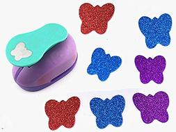Tech-P Creative Life 2-inch Large Paper Craft Punch for Maki