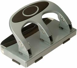 Officemate Deluxe 3-Hole Punch, Heavy Duty, with Chip Drawer
