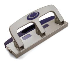 Officemate Deluxe Medium Duty 3-Hole Punch 20-Sheet Capacity