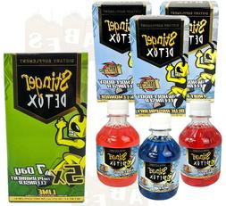 Stinger Detox Drink, 1 Hour Whole Body, 7 Day Cleansers, 8oz