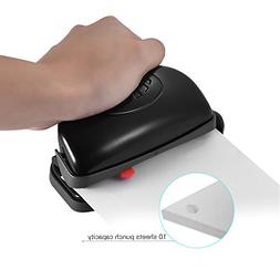Aibecy Effortless Hole Paper Punch Puncher for File Document