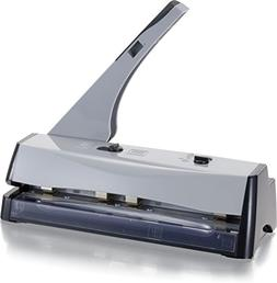 Officemate Effortless 2-3 Hole Punch with Chip Drawer, Punch