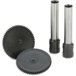 Extra High Cap Punch Repl Set, 2 Punch Heads, 2 Punch Discs