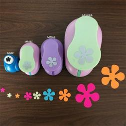 flowers shaped craft punch scrapbooking diy paper