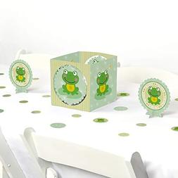 Big Dot of Happiness Froggy Frog - Baby Shower or Birthday P