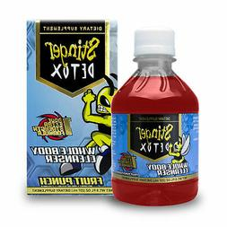 fruit punch flavor total flush