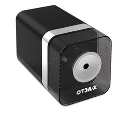 Heavy-Duty Desktop Electric Pencil Sharpener, Black, Sold as