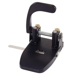 Officemate Heavy Duty 2 Hole Punch with Lever Handle, 40 She