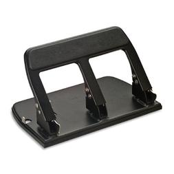 Officemate Heavy Duty 3 Hole Punch with Padded Handle, 40-Sh