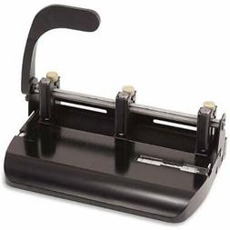 Heavy Duty Adjustable 2-3 Hole Punch With Lever Handle, 32-S