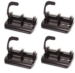 heavy duty adjustable hole punch