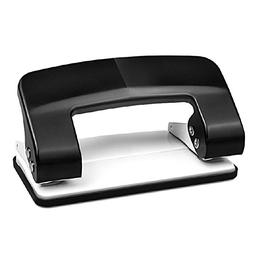 ZTWEY Hole Punch, Metal Hole Puncher, All Metal Design, 2 Ho