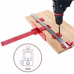 Hole Punch Jig Drill Guide Sleeve for Cabinet Hardware Wood