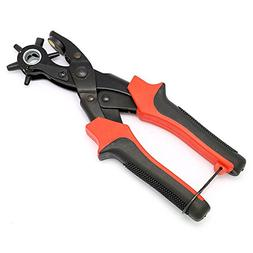 PROFESSIONAL HOLE PUNCHER Pliers Leather Punch Heavy Duty Be